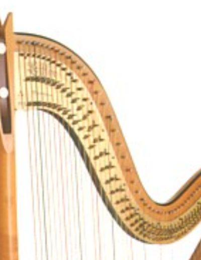 Bauhaus - Concert Harp