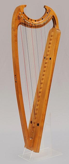 Jan van Eyck - Gothic Harp