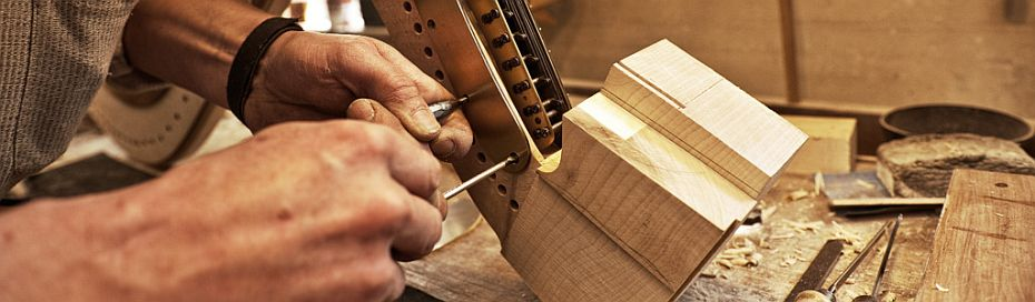 Repairs Thurau Harps