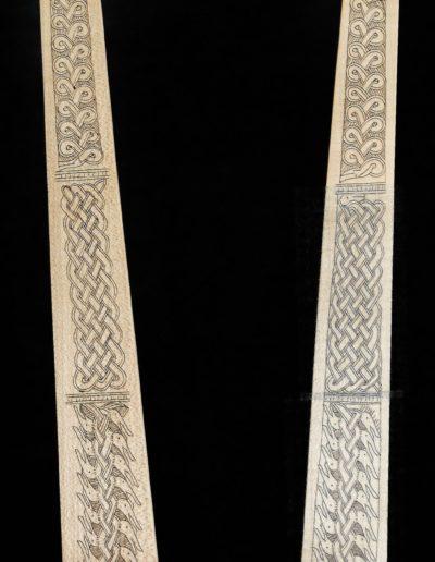 Trossinger Lyre - Medieval Lyres