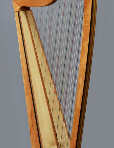 Grand Folk Lever Harp